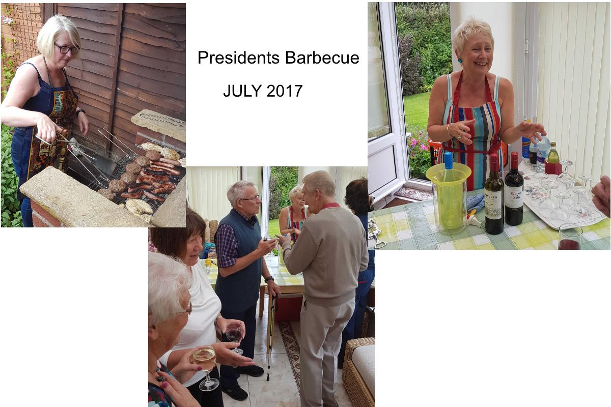 Presidents Barbecue
