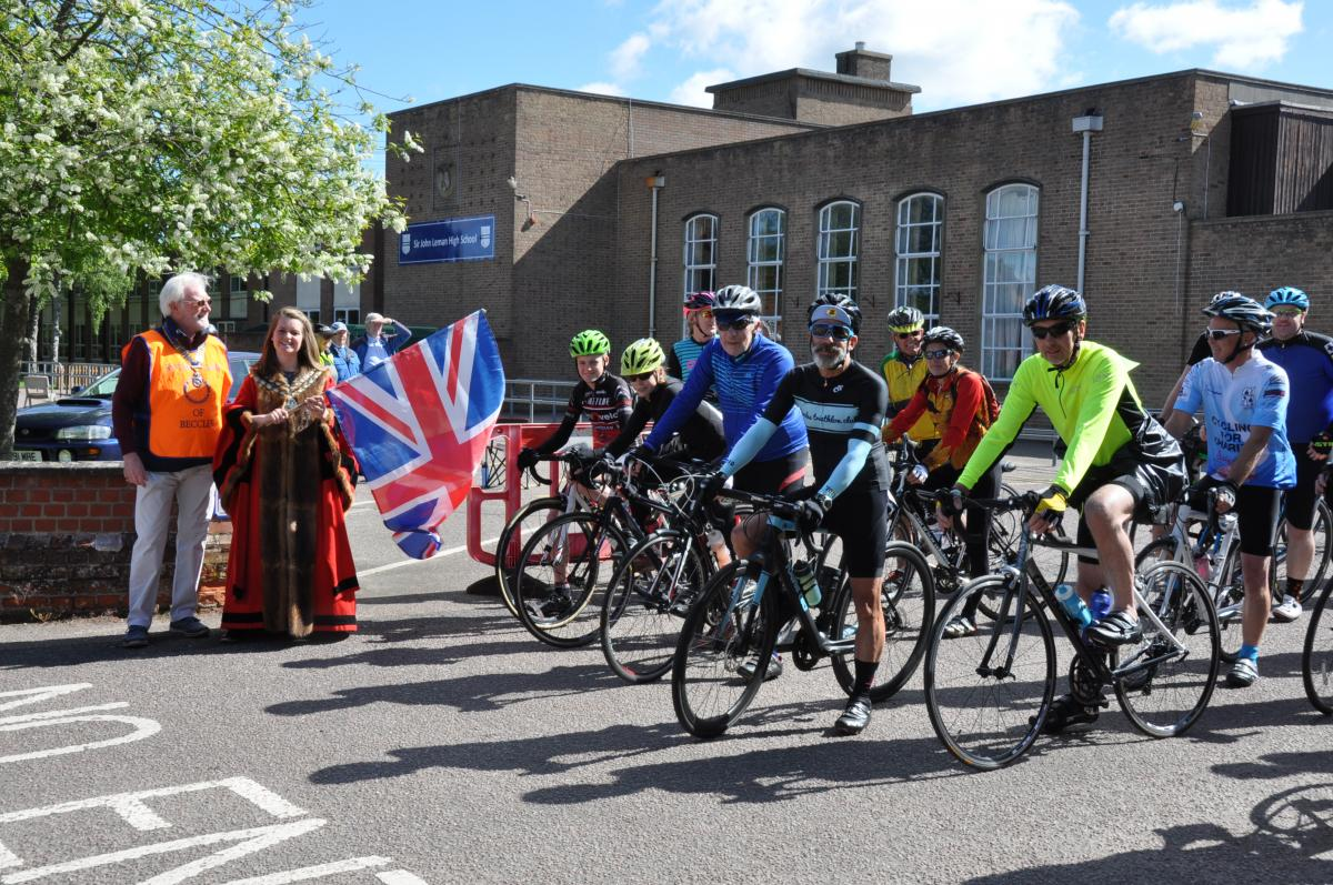 Beccles Cycle for Life -