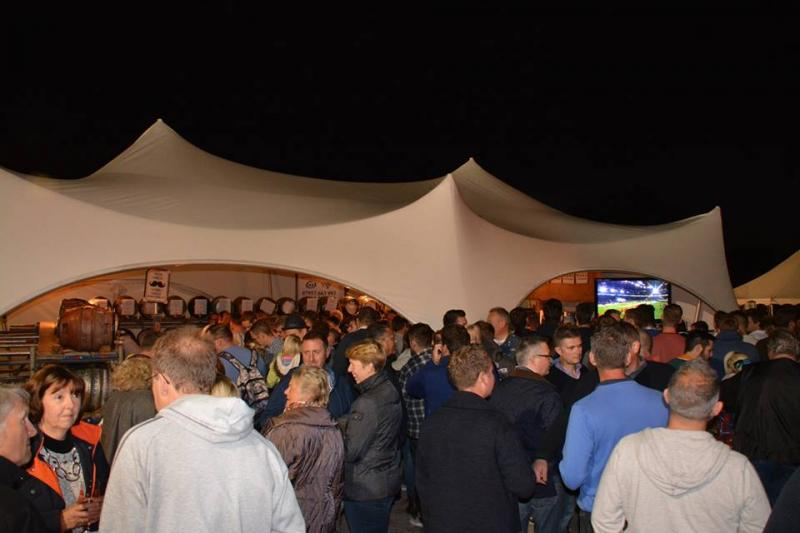 Beer Festival 2015 Saturday evening