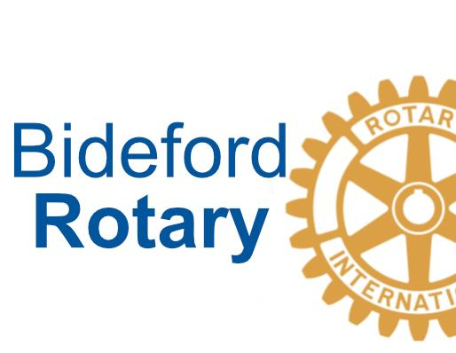 Bideford Rotary Club Logo