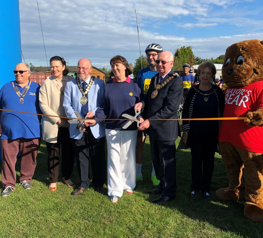Foulness Bike Ride