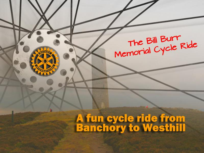 2016 Bill Burr Memorial Cycle Ride -