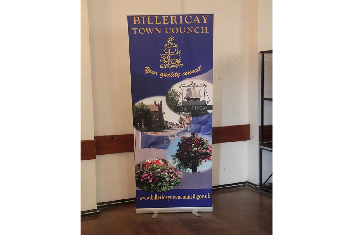 Billericay's premier Gardening Award competition