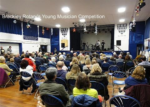 Barclay Rotary's Young Musician Competition