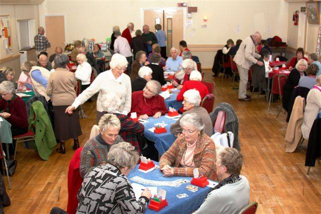 Annual afternoon of Bridge and tea - Friday 9 November 2012 -