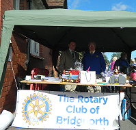 Supporting Bridgnorth Hospital League of Friends