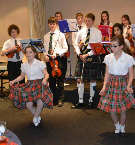 Cults Academy Fiddlers Group