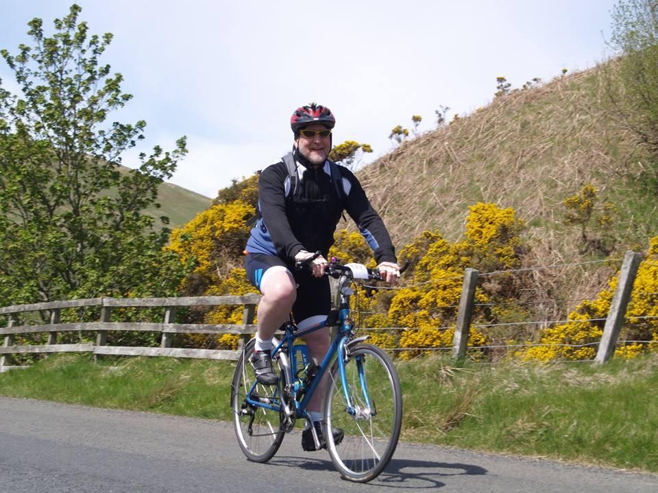 Ettrick Valley Leisure Ride for Macmillan Cancer Support -