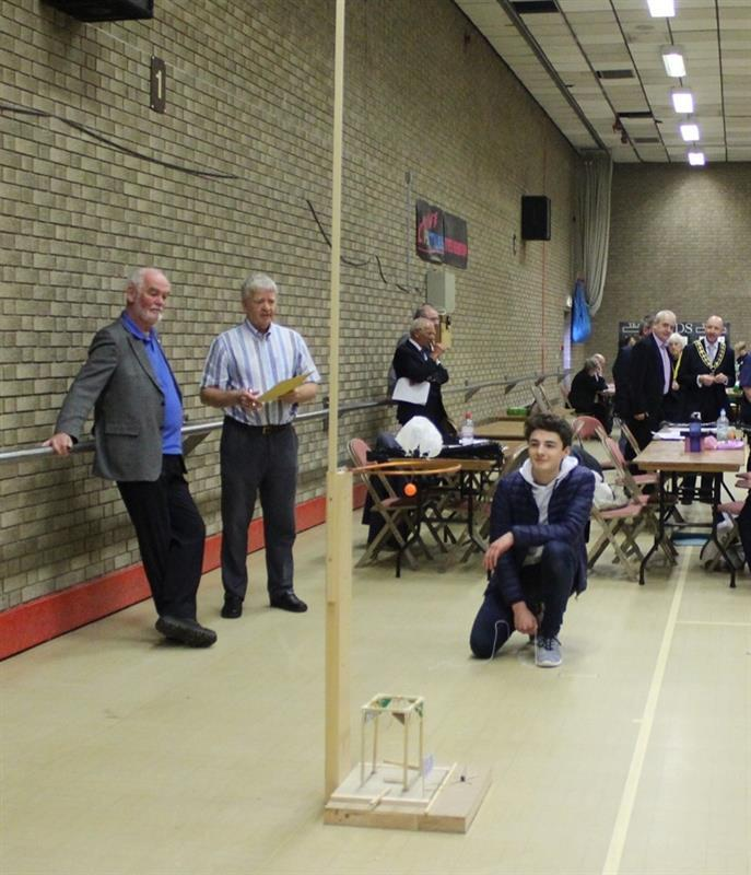 Calderdale Rotary Club's Technology Tournament 2017 - A successful launch