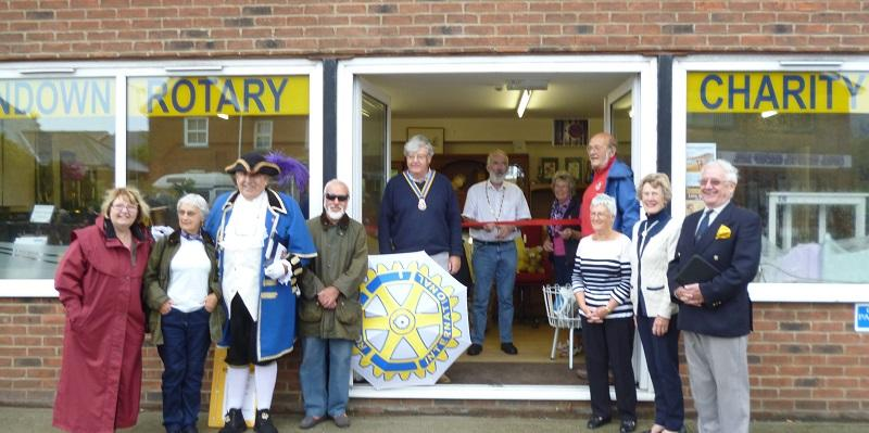 Sandown Rotary Charity Furniture Store -