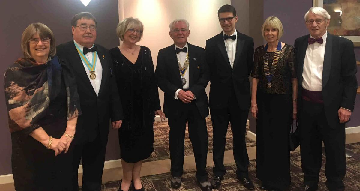 39th Charter Anniversary Dinner March 16th 2018.