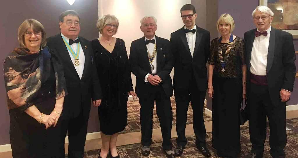 President Graham's Guests for the 39th Charter Dinner on 16th March 2018