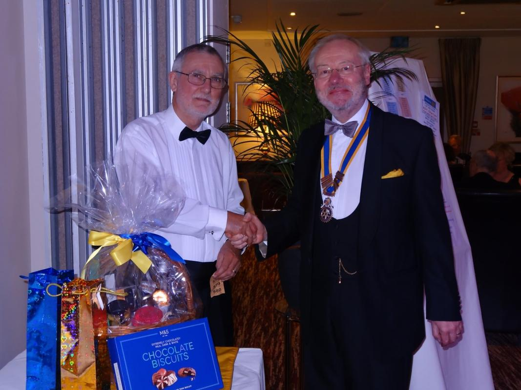 Aylsham Club's Charter Night 2018 -