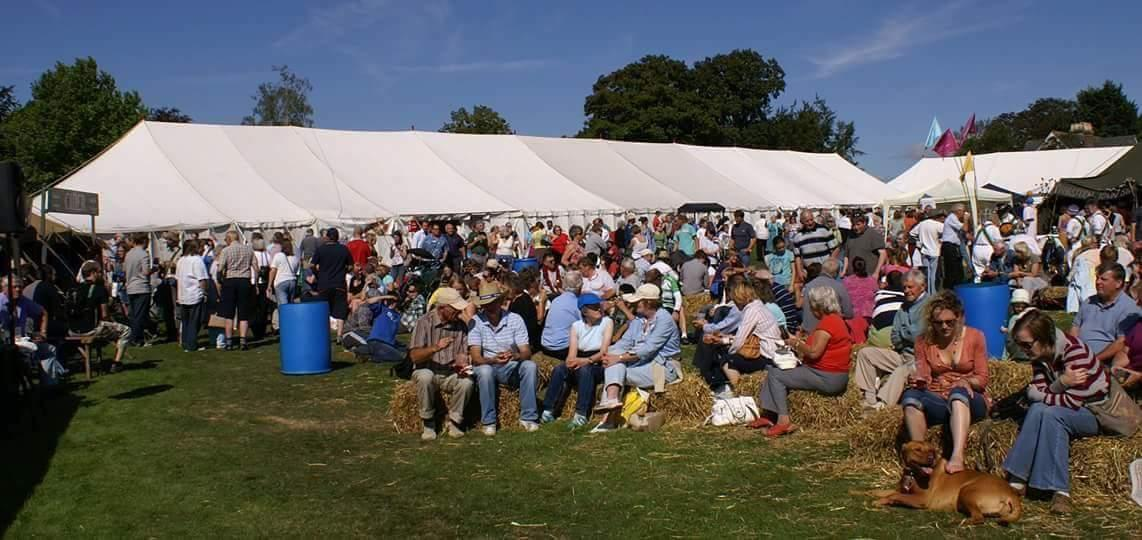 Sturminster Newton Cheese Festival