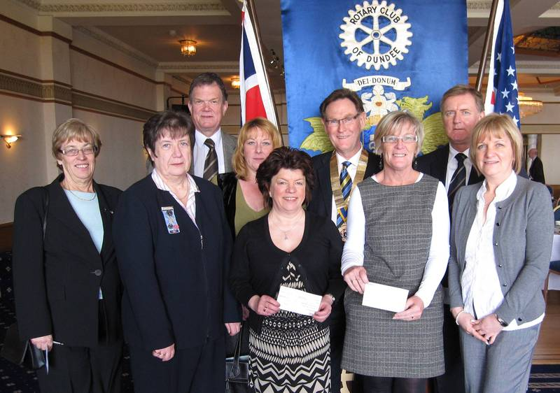 Cheques for Charities