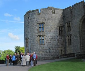 Evening Visit to Chirk Castle - Wednesday 11th May - Rotary