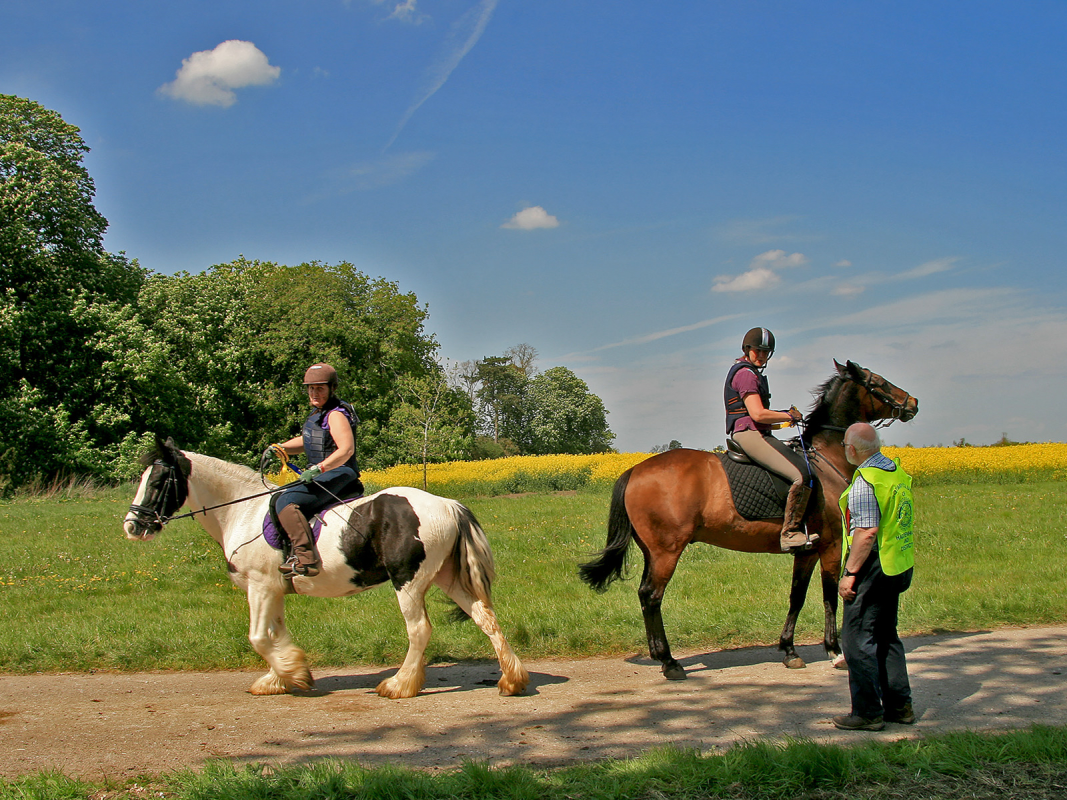 20 MAY 2018: 'The Waddesdon' Sponsored Ride -