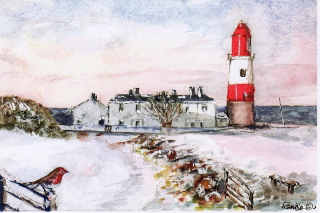 Christmas Cards 2018 - Souter Lighthouse