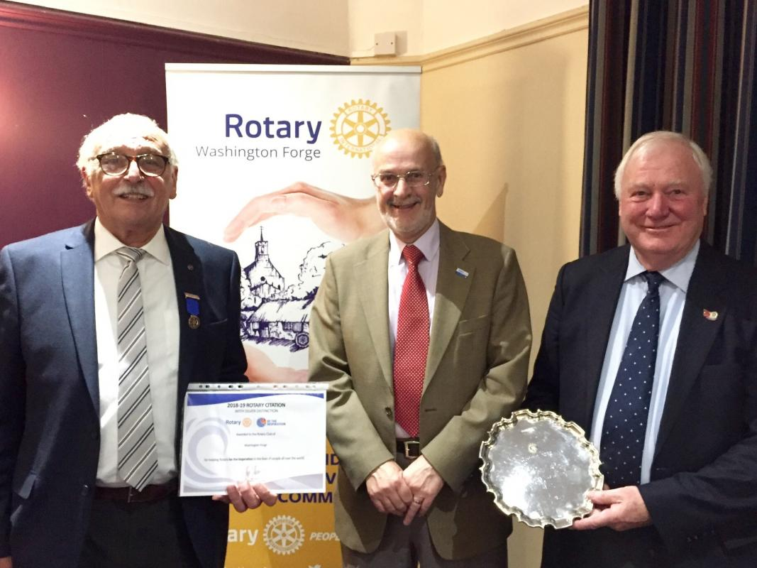 Rotary Awards for 'The Forge' -