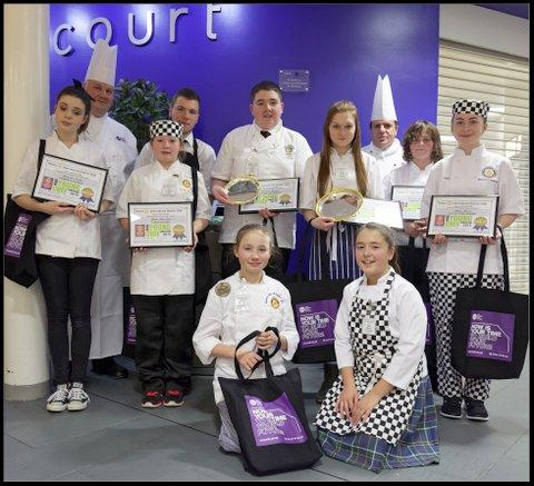 Young Chef Finalists