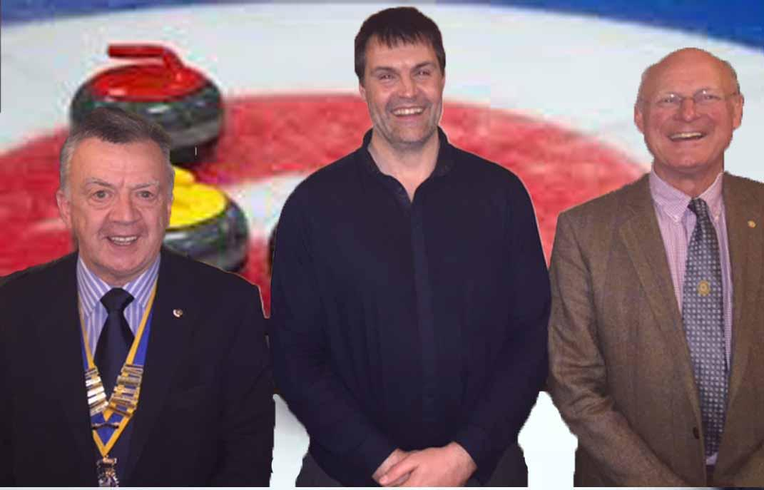 President Alan Rankin - Graeme Thompson - Crawford Gordon