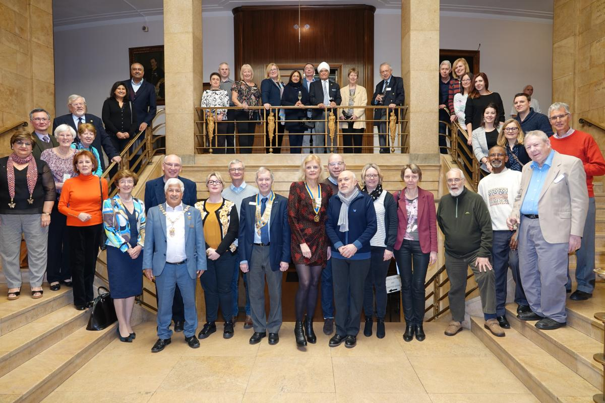 Watford Rotary Club Celebrates 95 Years Of Service -