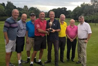 Shanklin Rotary Wins District Golf Knockout