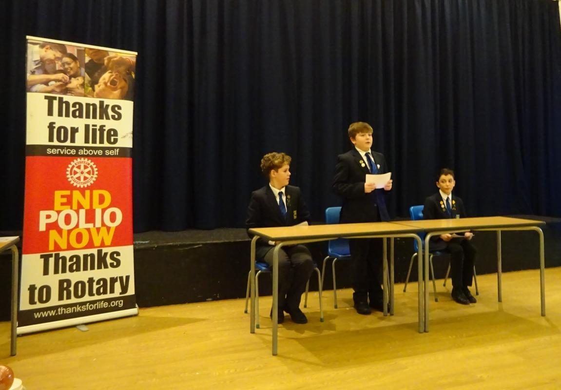 YOUTH DEBATE COMPETITION -
