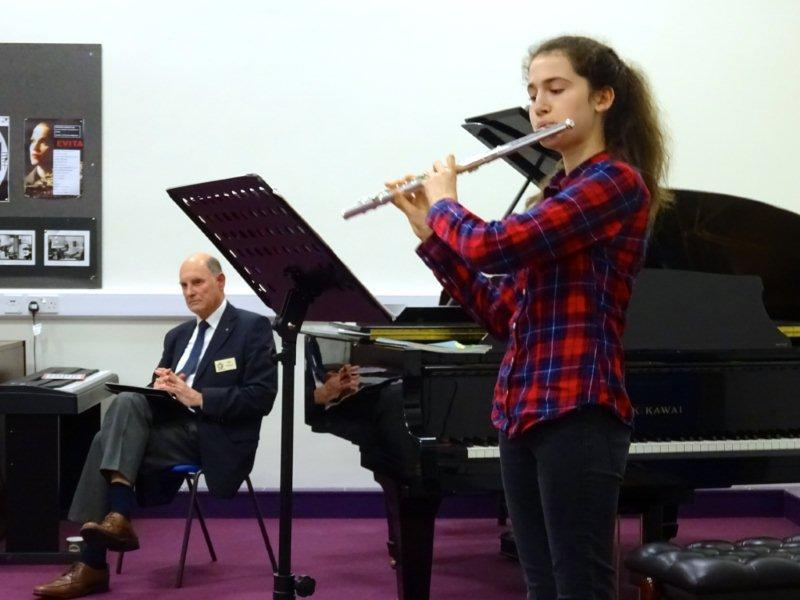Young Musicians in Basingstoke -