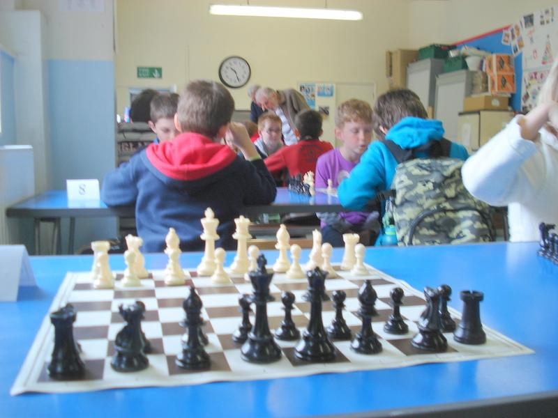 Chess Competition - 2012 -