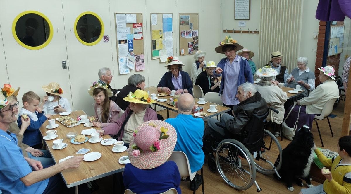 Newtown Rotary Friendship Café -