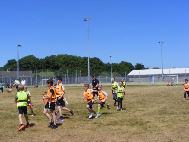 Primary Schools Rugby Tournament -