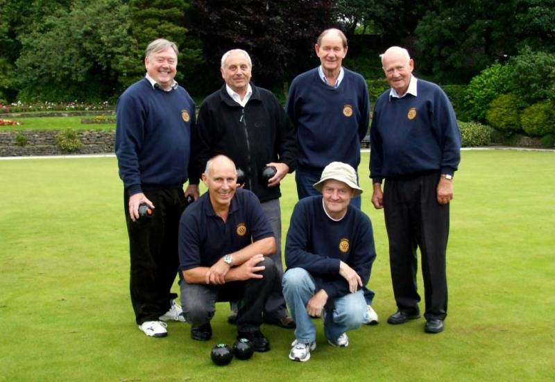 Club Bowling Team - July  2012 -