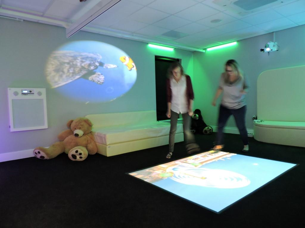 ROSE ROAD  SENSORY ROOM -