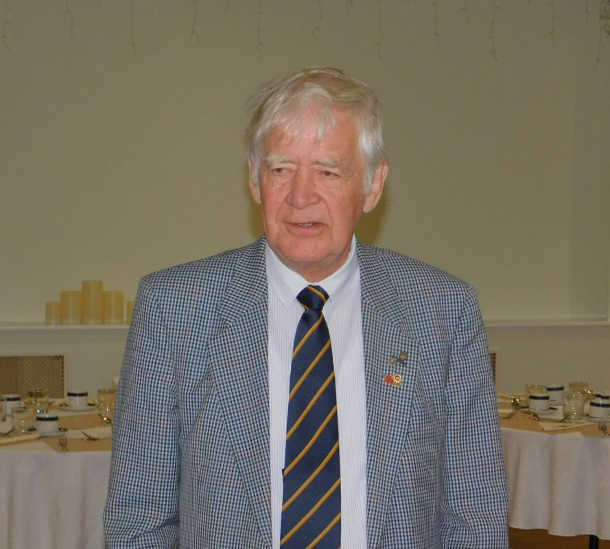 The Rotary Foundation - Rtn Peter Ramage -