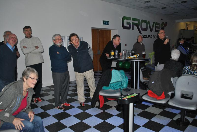 Steak and Bowls at the Grove -