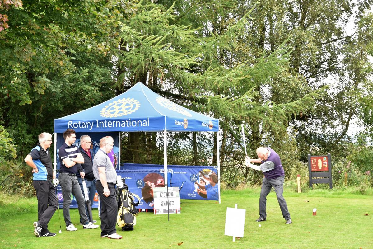 Charity Golf AM AM - August 2018 -