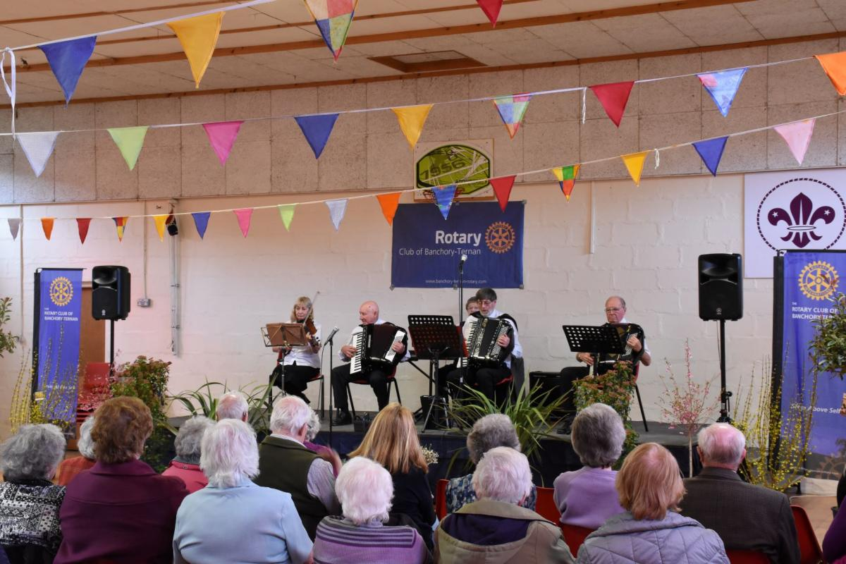2019 Senior Citizens Concert -