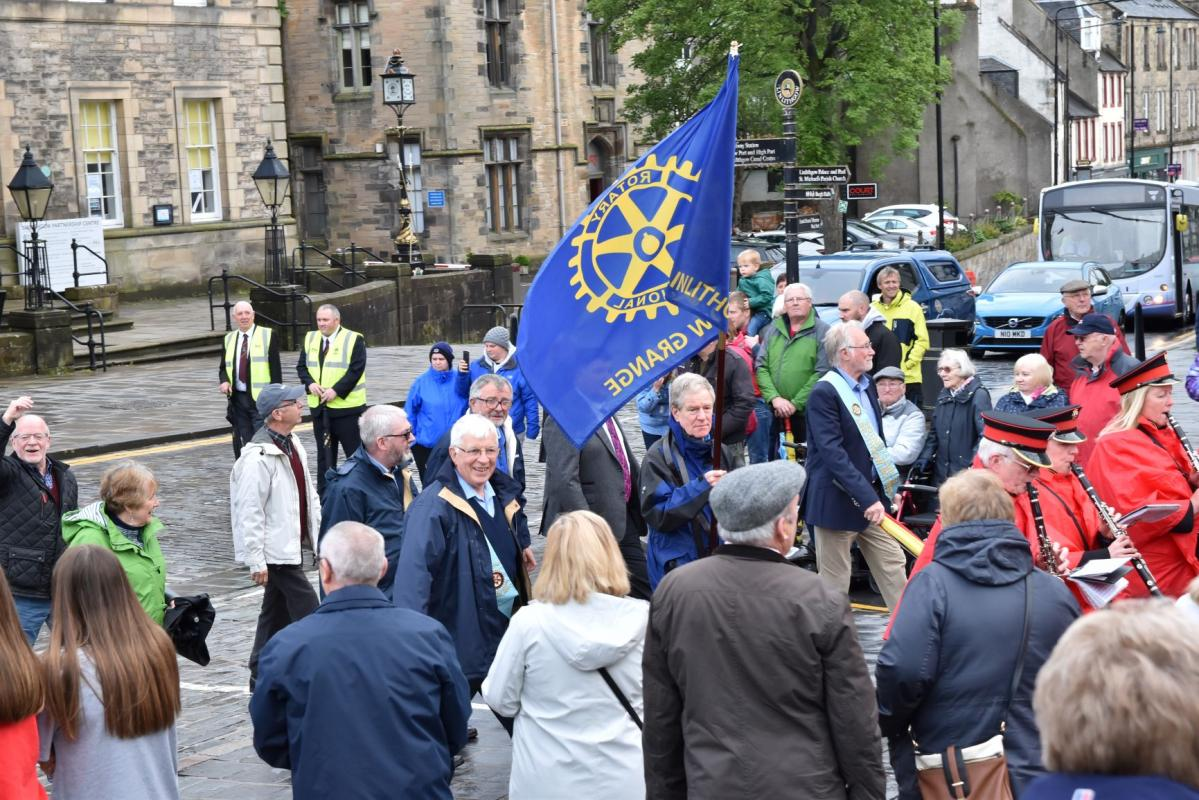 Linlithgow Deacons Night 2019 -