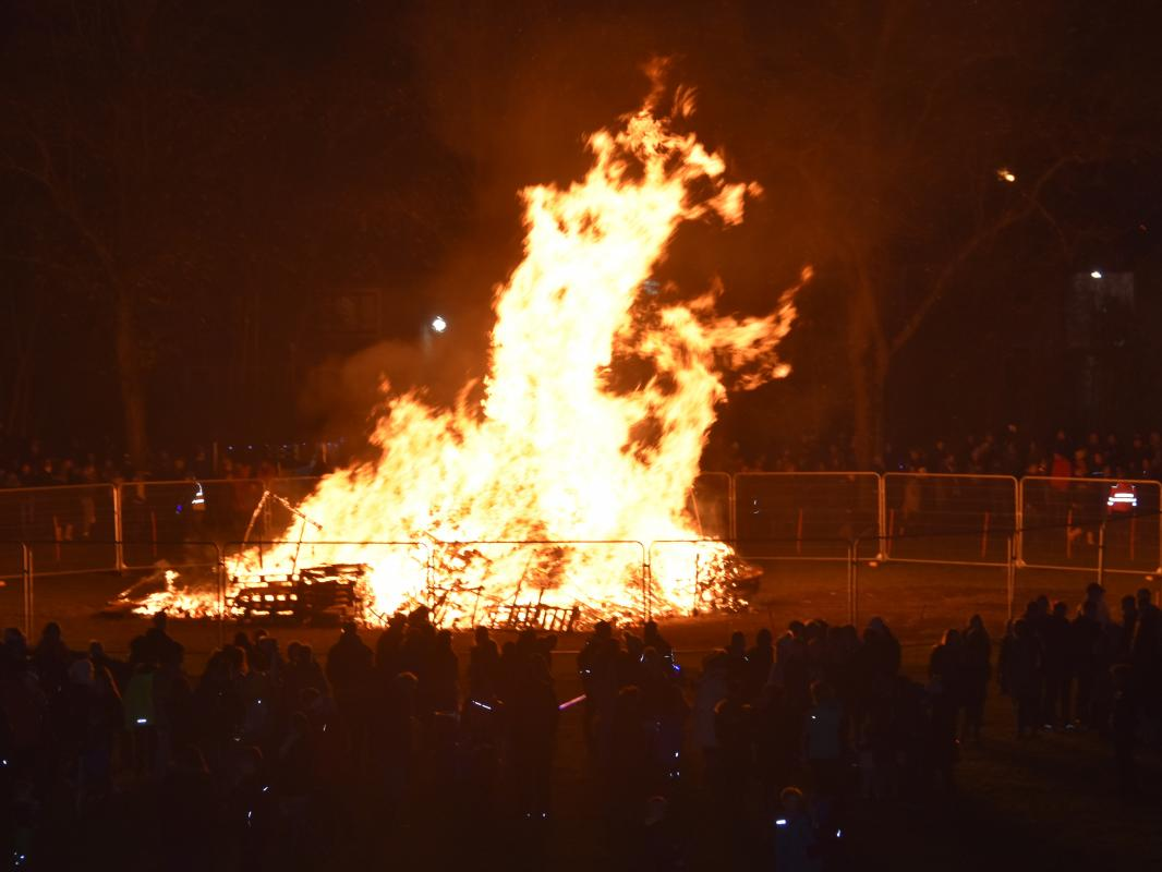 Bonfire Night 2017 -
