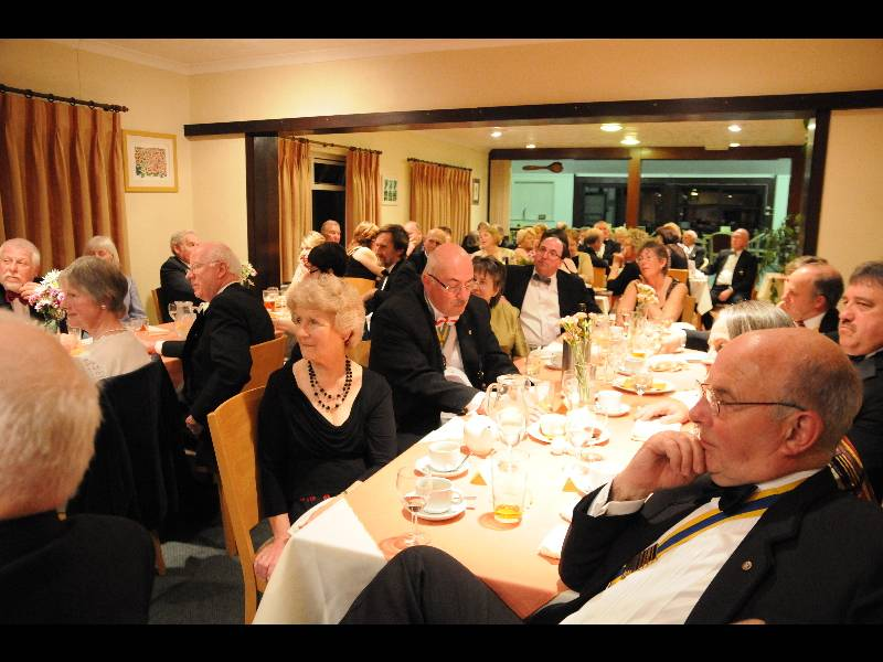 Holsworthy Rotary Club 40th Birthday Dinner -