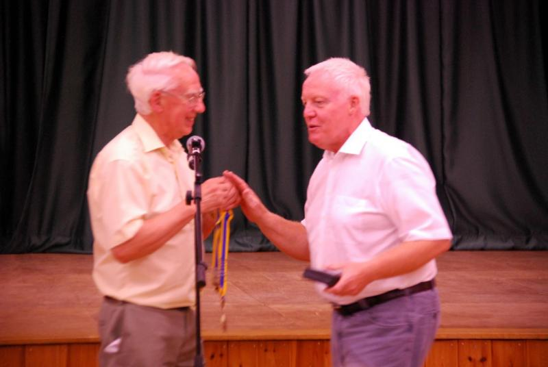 Presidents Farwell and Handover 30June 2015 -