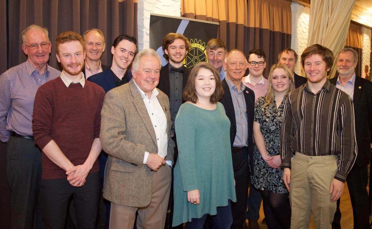 Annual Debate with Stirling University -