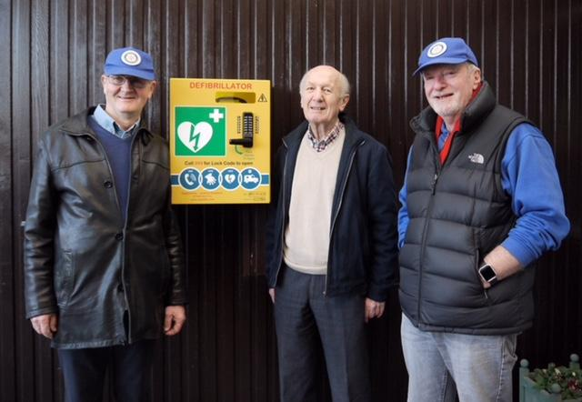 Defibrillators Update -