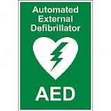 Defibrillators - have we got any and where are they?