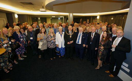 D1230 Annual Conference 2019 Photos - Civic Reception