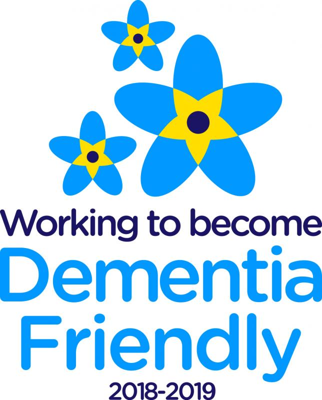 Working towards being Dementia Friendly