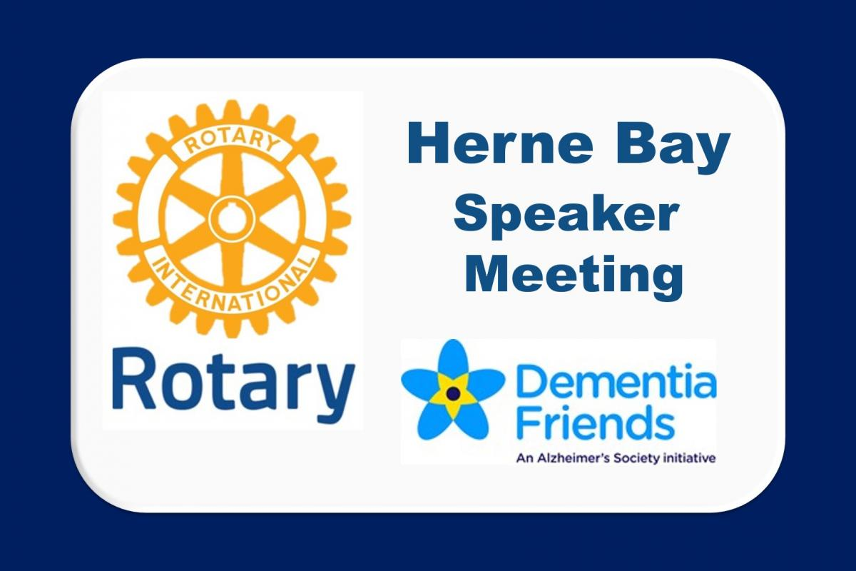 Speaker Meeting - Dementia Friends