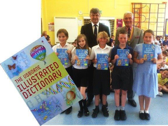Dictionaries for life Presentation at a King's Lynn School