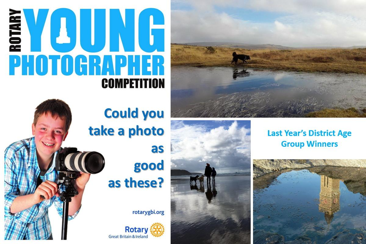 With instant results, the digital camera has revolutionised photography. As a talent and art form, Rotary celebrates the photographic skills of young people with a sequence of competitions that allows them to demonstrate and display what they can produce